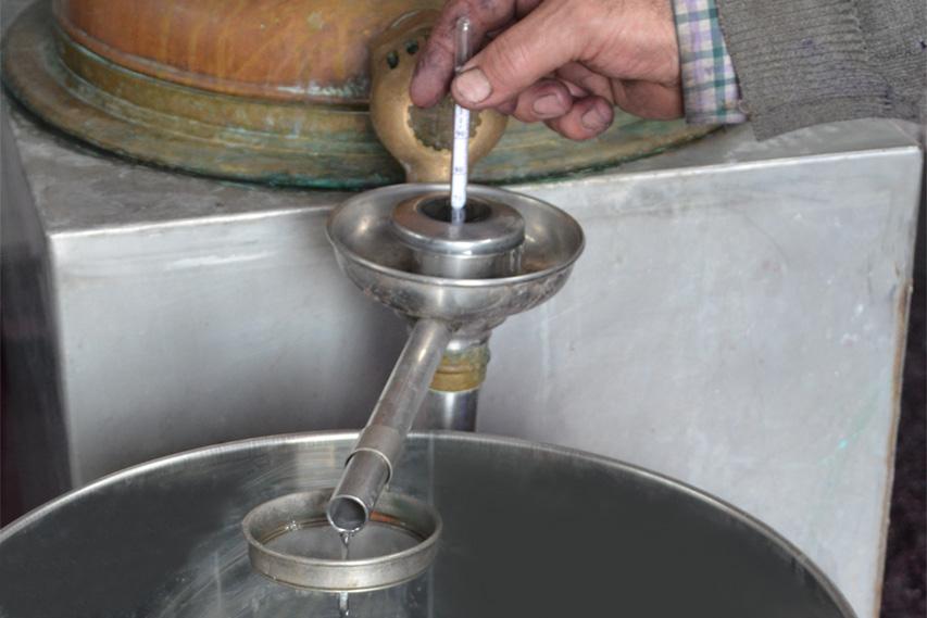 Destilado - Virgen del Cisne